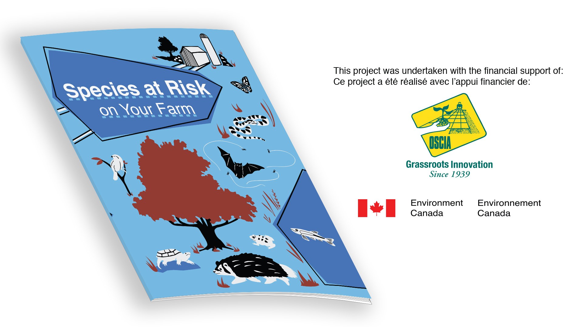 Species at Risk on Your Farm - Activities Booklet